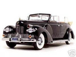 1939 Lincoln Sunshine V12 Limousine 1/24 Diecast Model Car Road Signature 24088
