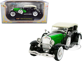 1934 Duesenberg Black 1/32 Diecast Car Model Signature Models 32310