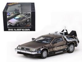 De Lorean Back To The Future Part 2 1/43 Diecast Car Model Vitesse 24010