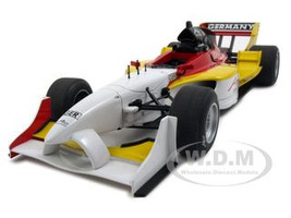 2007 A1 GP Overall Winner Team Germany Formula 1 1/18 Diecast Model Car Autoart 18103
