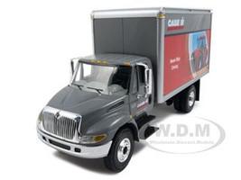 International 4400 Dry Goods Van Case IH Diecast Model Car 1/34 by First Gear