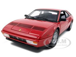 Ferrari 3.2 Mondial Red Elite Edition 1/18 Diecast Model Car Hotwheels P9889