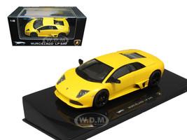 Lamborghini Murcielago LP 640 Yellow Elite Edition 1/43 Diecast Model Car Hotwheels P9942