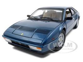 Ferrari Mondial 3.2 Elite Edition Blue 1 of 5000 Produced 1/18 Diecast Car Model Hotwheels P9890