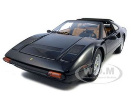 Ferrari 308 GTS Black Elite Edition 1/18 Diecast Car Model Hotwheels P9899