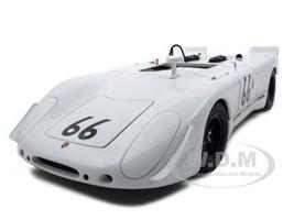 Steve Mcqueen Porsche 908/02 1970 Holtville #66A 1/18 Diecast Car Model Autoart 87073