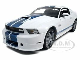 2011 Ford Shelby Mustang GT350 White 1/18 Diecast Model Car Shelby Collectibles 351