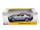 Mercedes Benz SLS AMG Gullwing Silver 1/18 Diecast Model Car Maisto 36196