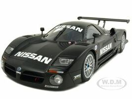 Nissan R390 GT1 Lemans 1997 Test Car 1/18 Diecast Car Model Autoart 89778