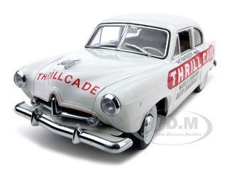 1951 Kaiser Henry J Thrillcade 1/18 Diecast Car Model Sunstar 5095