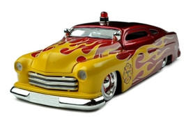 1951 Mercury Fire Chief Car 1/24 Diecast Model Car Jada 92454