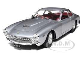 Ferrari 250 GT Berlinetta Lusso Silver Eric Clapton's Car Elite Edition 1/18 Diecast Car Model Hotwheels T6254