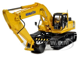 Komatsu PC350LC-8 Excavator 1/50 Diecast Model by First Gear