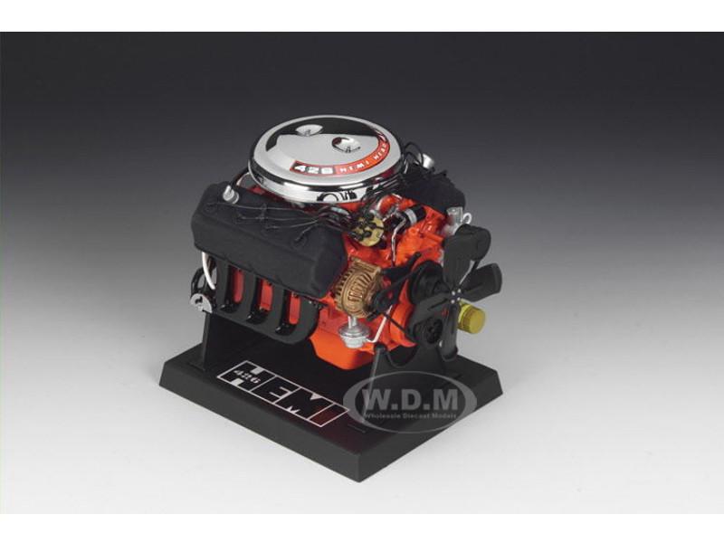 Dodge 426 Hemi Engine Model 1/6 Model Liberty Classics 84023