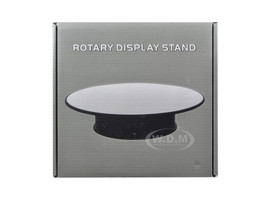 "Rotary Display Stand 8"" For 1/24 1/64 1/43 Model Cars Diecast Models Wholesale 88008"