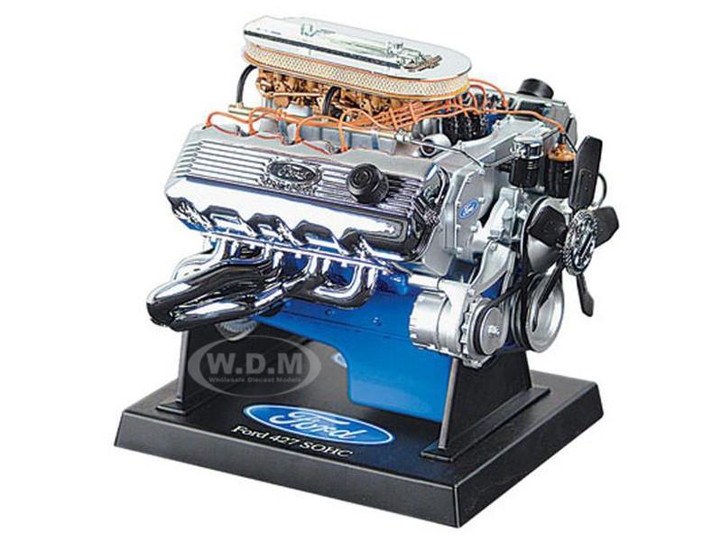 Ford 427 SOHC Engine Model 1/6 Model Liberty Classics 84025