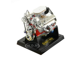 Chevrolet Street Rod Engine Model 1/6 Model Liberty Classics 84026