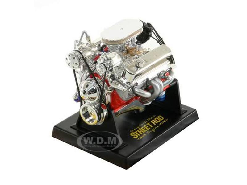 Chevrolet Street Rod Engine Model 1/6 Model Liberty Classics 84026