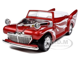 Greased Lightning 1/18 Diecast Model Car Autoworld AMM955