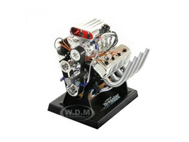 Dodge Hemi Top Fuel Dragster 426 Engine Model 1/6 Scale Model Liberty Classics 84028