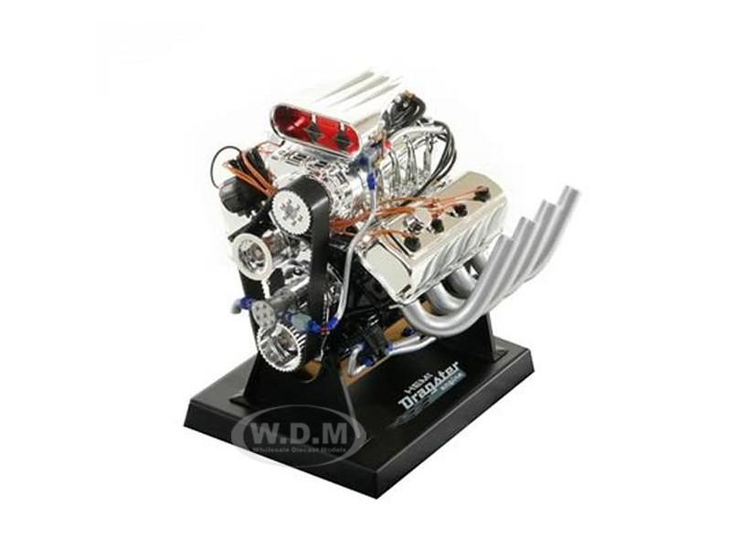 Engine Dodge Hemi Top Fuel Dragster 426 1/6 Diecast Replica Model Liberty Classics 84028