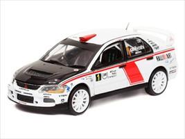 Mitsubishi Lancer IX #1 H.Miyoshi/H.Ichino Winner Rally Africa 1/43 Diecast Model Car Vitesse 43404