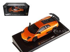 Lamborghini Murcielago LP 670-4 SV Orange Elite Edition 1/43 by Hortwheels