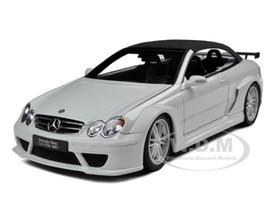 Mercedes CLK DTM AMG Convertible White 1/18 Diecast Model Car Kyosho 08462