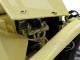1947 MG TC Midget Yellow 1/18 Diecast Model Car Road Signature 92468