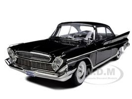 1961 Desoto Adventurer Black 1/18 Diecast Car Model Road Signature 92738