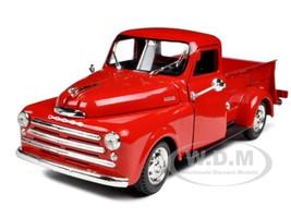 1948 Dodge Pickup Truck Red 1/32 Diecast Model Car Signature Models 32419