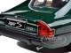 1975 Jaguar XJS Coupe Green 1/18 Diecast Car Model Road Signature 92658