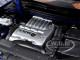 2005 Peugeot 407 Coupe Blue 1/18 Diecast Model Car Norev 184764