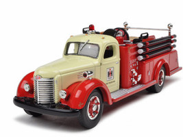 International KB Fire Truck IH Plant Protection 1/34 Diecast Model First Gear 19-3912