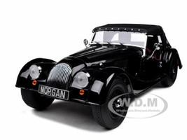 Morgan 4/4 Sports Black 2008 Edition 1/18 Diecast Model Car Kyosho 08115