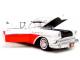 1957 Buick Roadmaster Convertible Red 1/18 Diecast Model Car Motormax 73152