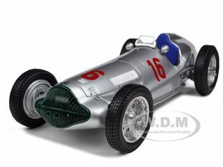 """1938 Mercedes W154 #16 Richard """"Dick"""" Seaman GP-Sieger von Deutchland 1/18 Diecast Model Car CMC 098"""