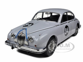 1962 Coombs Jaguar Mark 2 3.8L Racing #84 1/18 Diecast Model Car Model Icons 32101