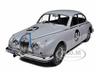 1962 Coombs Jaguar Mark 2 3.8L Racing #84 1/18 Diecast Model Car Model Icons 32101