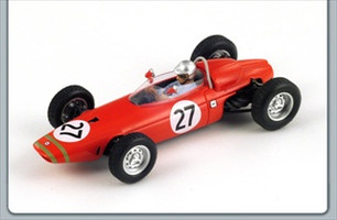 BRM P57, No.27 Belgium GP 1965 Bianchi 1/43 Model Car Spark S1737