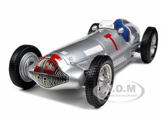 "1938 Mercedes W154 T Car Richard ""Dick"" Seaman GP France 1/18 Diecast Model Car CMC 099"