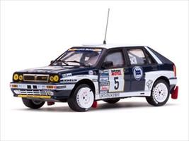 Lancia Delta Integrale #5 B.Saby/D.Grataloup Rally Tour de Course 1989 1/43 Diecast Model Car Vitesse 42414