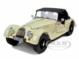 Morgan 4/4 Sports Cream 2008 Edition 1/18 Diecast Model Car Kyosho 08115