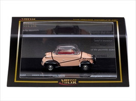 1960 Messerschmitt Tiger TG500 Pink Limited Edition 1 of 1268 Produced Worldwide 1/43 Diecast Model Vitesse 29003