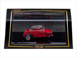 1960 Messerschmitt KR200 Kabinenroller Red 1/43 Limited Edition 1 of 1580 Produced Worldwide Vitesse 29052