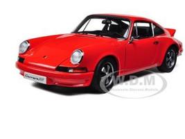 1973 Porsche 2.7 RS Orange (Standard Version) 1/18 Diecast Car Model Autoart 78057