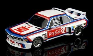 1976 BMW 3.0 CSL #24 BMW Motorsports/Coca Cola Daytona 24hrs 1/43 True Scale Miniatures 114347