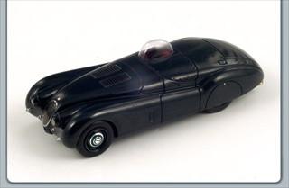 1953 Jaguar XK120 XK 120 World Speed Record Car 1/43 Model Car Spark S2114