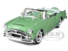 1953 Packard Caribbean Convertible Green 1/24 Diecast Car Model Welly 24016