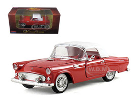 1955 Ford Thunderbird Hardtop Red 1/32 Diecast Car Model Arko Products 05511